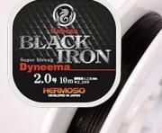 헤르모소 블랙아이언 다이니마 슈퍼합사 10m