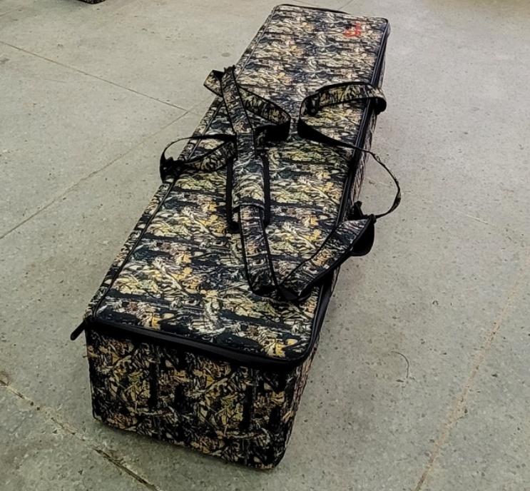 야성 롱 대자 가방