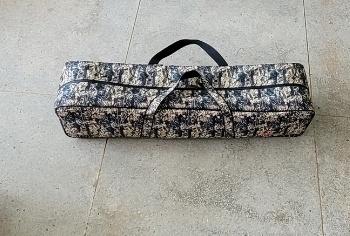 야성 받침틀가방